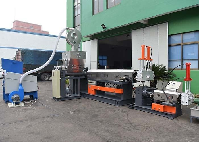 LDS-03 Plastic Recycling Equipment  soft film hard scrap recycling machine